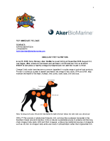 Krilliant Pet Nutrition