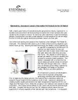 Eyenimal Inc. Announces Launch of Innovative Pet Products for the US Market