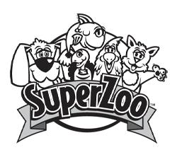 SuperZoo Event Logo B&W